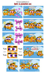 FOP-Bein' A Goldfish 101 Comic by Agent-Di