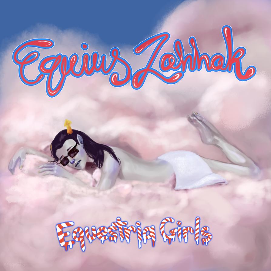 Equestria Girls ft. Equius by enigmatia