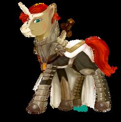 Pony Commission: Paledoneous