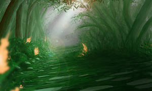 Dans les bois... by Sbapstien