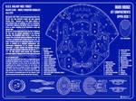 USS Galaxy NCC-70637 - Blueprint Edition