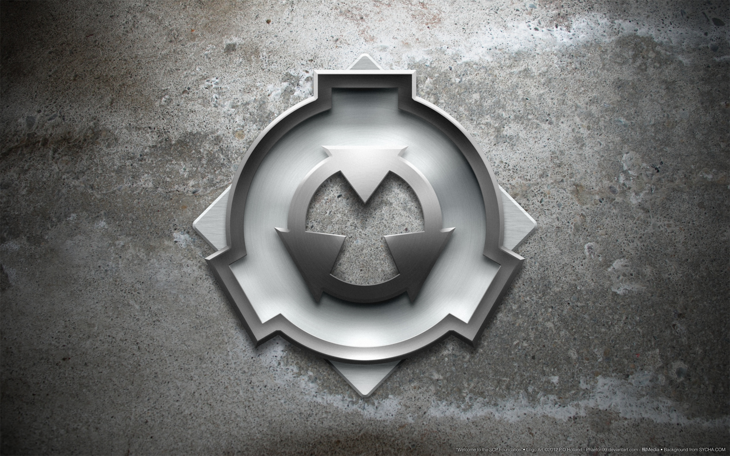 Scp Wallpapers Scp Foundation