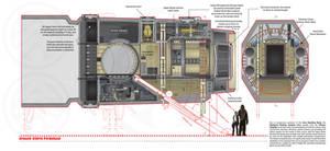 Millennium Falcon Refactored - V1 Docking Complex
