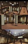 The Sims 4 - Momijihouse Glimpse - Dojo