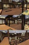 Sims 4 - Momijihouse - Dojo