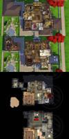 Sims 4 - Momijihouse - Plan