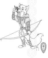 Robin of Locksley by Phaeton99