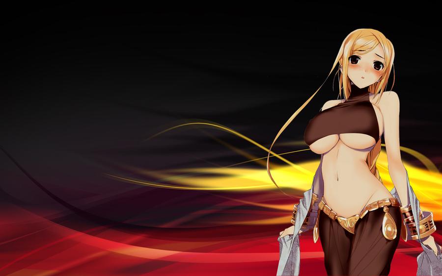 XxXx Anime Girl by KalelXxXx