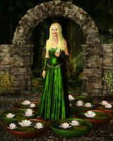 Goldberry by joannastar