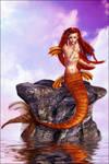 The Mer-Queen's Escape