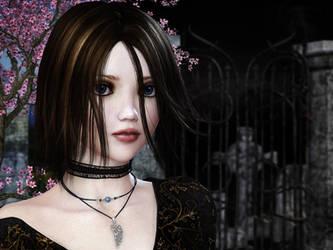 Lucy Chooses the Dark by joannastar