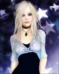 Luna Lovegood by joannastar