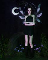 Lantern Moon by joannastar