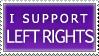 Left Rights by joannastar