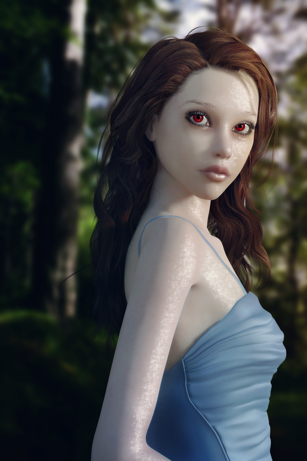 Bella Cullen by joannastar