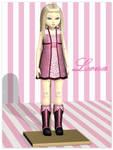 Leona Doll by joannastar
