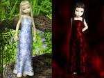 Leona's Gown by joannastar
