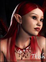 Trish - Portrait by joannastar
