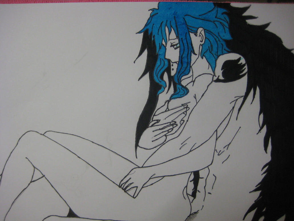 Fairy Tail - Gajeel x Levy by Andrix1995