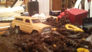 MudRunner Cake #12