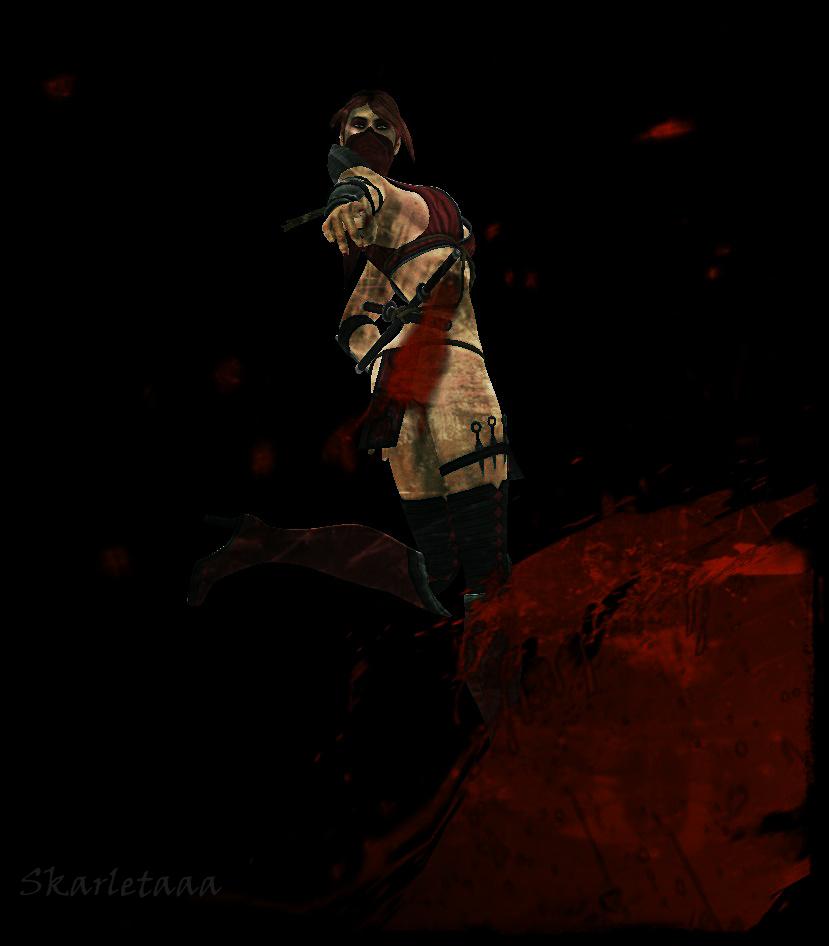 Mortal Kombat Skarlet Unmasked | www.imgkid.com - The ...