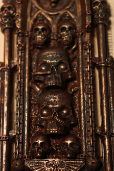 Amulet of Ecclesiarchy. Warhammer 40k Details2 by Marseau