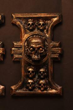 Inquisitorial Insignia by Marseau