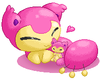 Speedpixeln: Skitty for... by KagamiiX