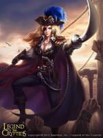 Female Pirates-reg by dannis1982