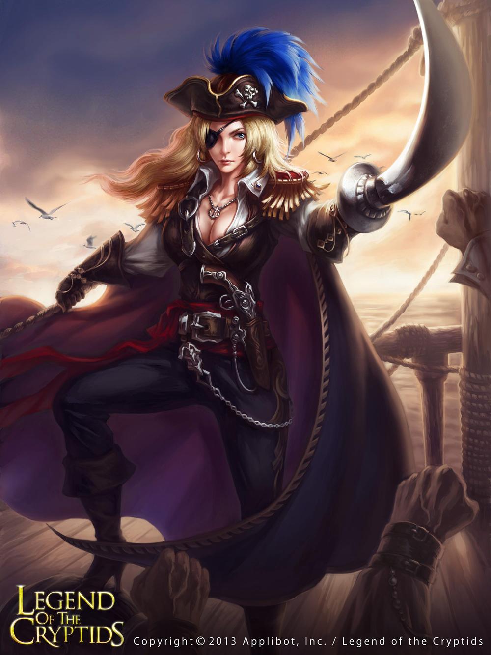 Female pirates images hentia movies