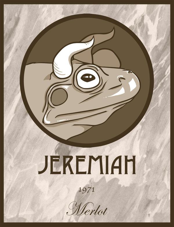 Jeremiah Merlot by MicroPup