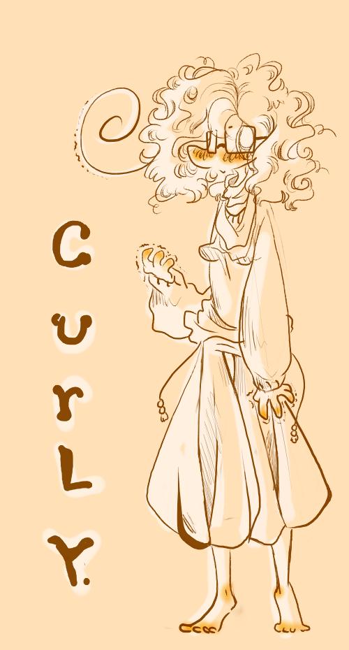 CurlyPoCkY's Profile Picture