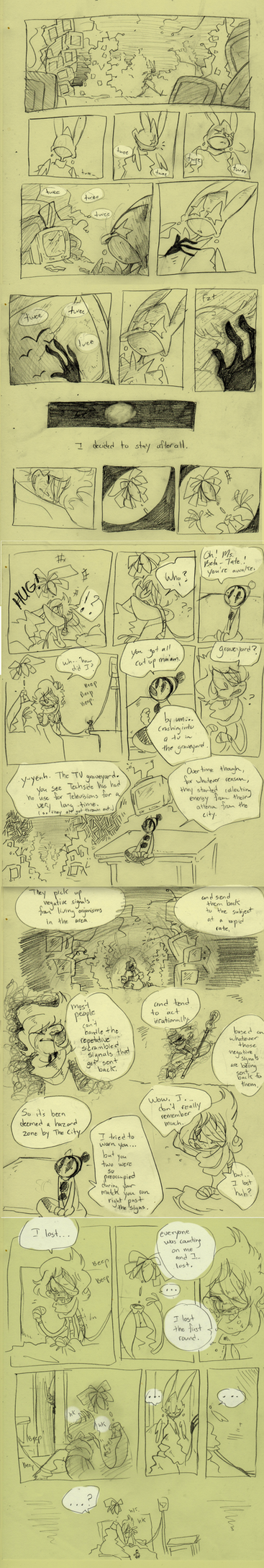 The City- Round 2 Pg. 1 by CurlyPoCkY