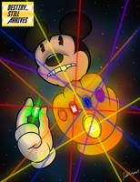 The Disney Gauntlet by L0rdHokage7