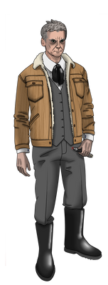 Twelfth Doctor (Peter Capaldi) Costume Concept