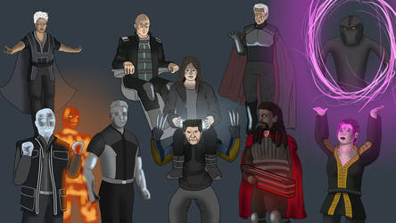X-Men: Post-Graduate Course