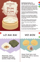 30 Days of Dim Sum