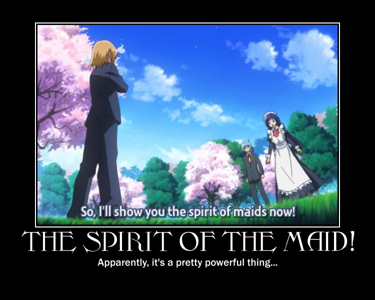 Spirit of the Maid