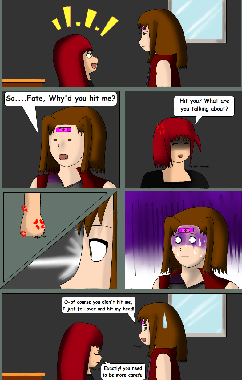Chapter One Page Nine