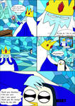 Ice King and Gunther