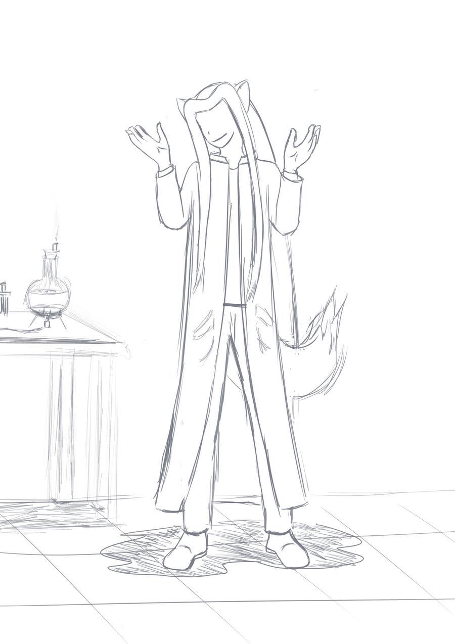 Mitty sketch