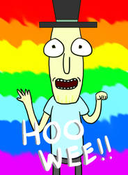 Hoo Wee! Mr Poopybutthole.