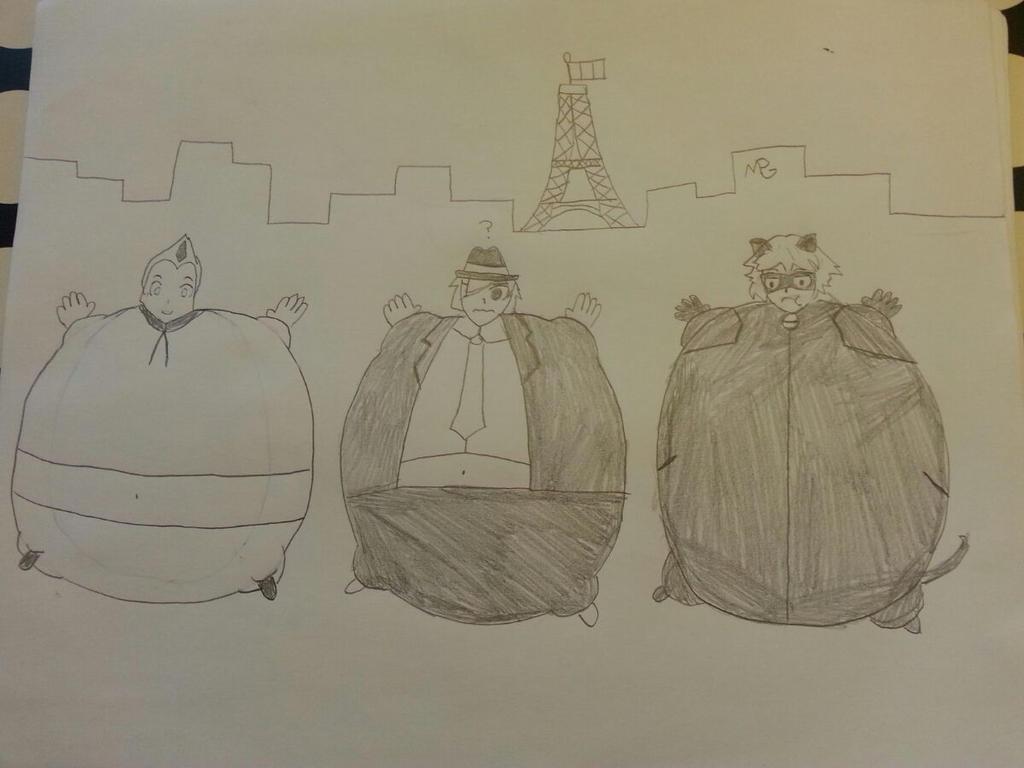 Les ballons garcons de Paris by Manpersonguy