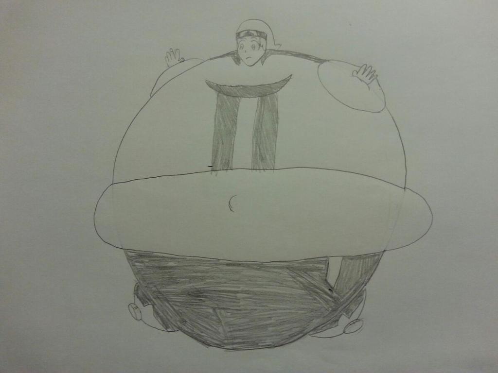 Pokeball Brendan by Manpersonguy