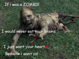 Zombies by GlitchyJelly