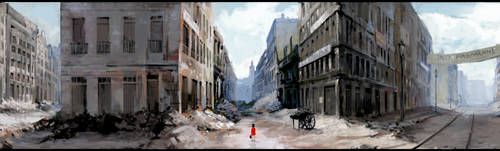 MADRID 1939 by DavidGau