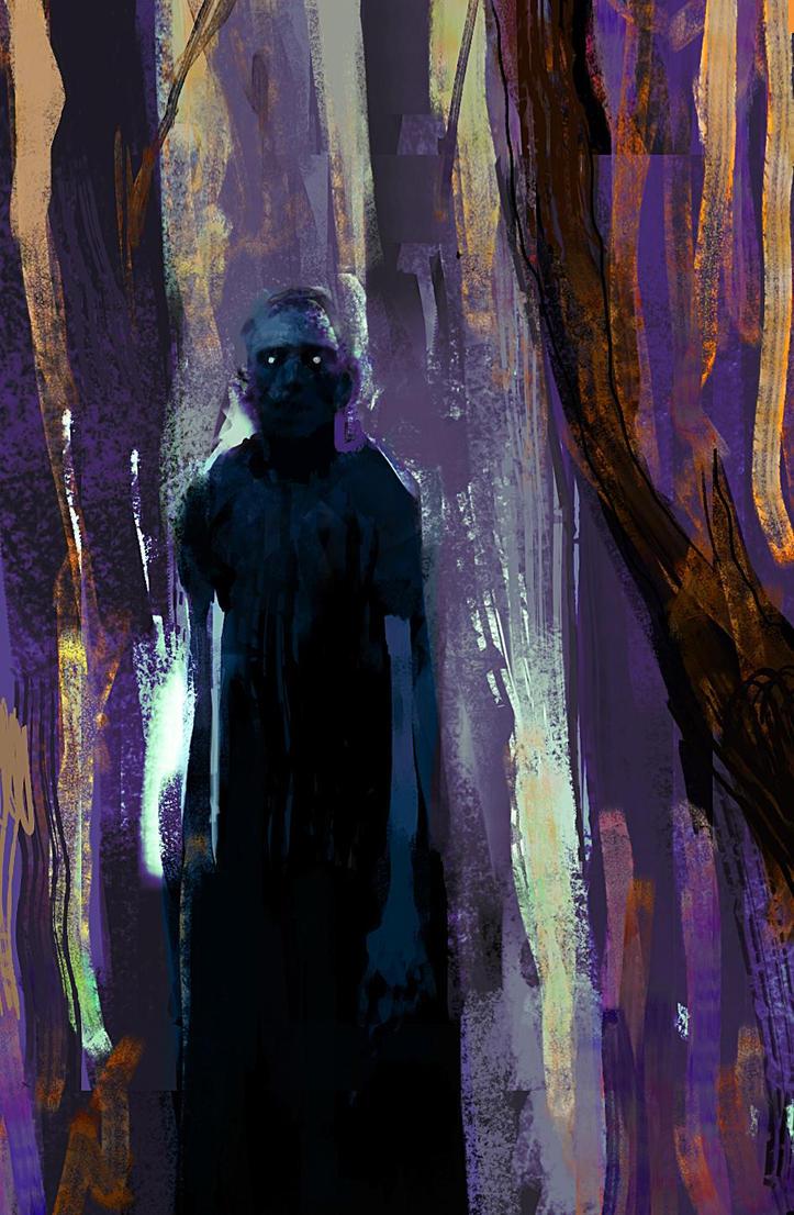 ghost 30 min by DavidGau