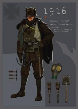 Batman 1916 version