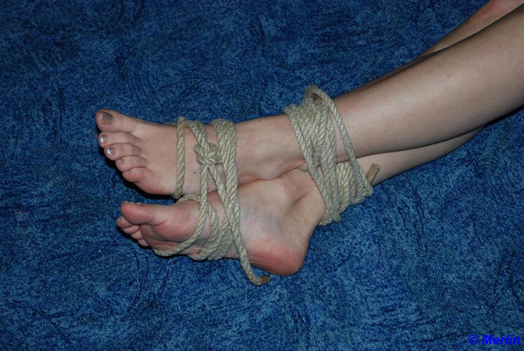 bondage feet