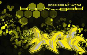vector graff v2--black + gold